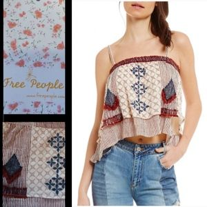Free People -  Can't Stop Top  L